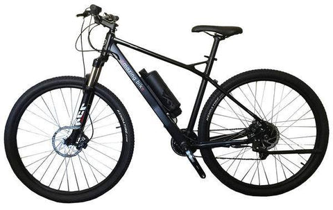 Electric Bike - Emazing Bike Apollo 93h3h Electric Mountain Bike (Hybrid)