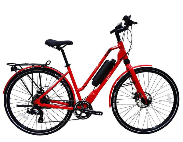 Electric Bike - Emazing Bike Selene 73h3h Electric Bike (Hybrid)