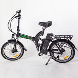 Electric Bike - Green Bike USA GB3 Folding Electric Bike