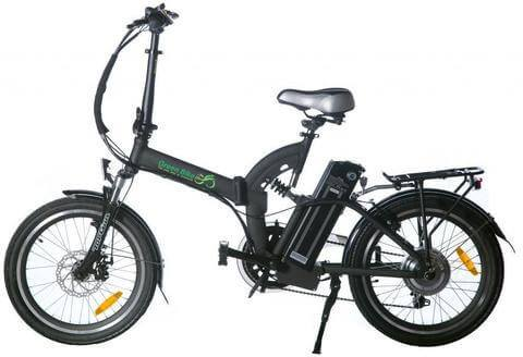 Electric Bike - Green Bike USA GB5 Folding Electric Bike