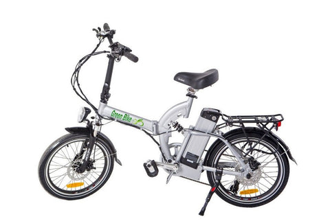 Electric Bike - Green Bike USA GB500 Folding Electric Bike
