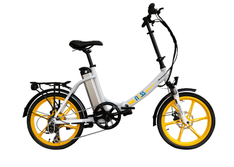 Electric Bike - Ness Icon Folding Electric Bike