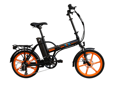 Electric Bike - Ness Rua Folding Electric Bike