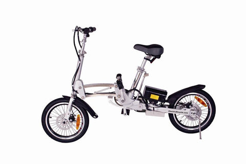 Electric Bike - X-Treme City Express Super Folding Lithium Electric Bike