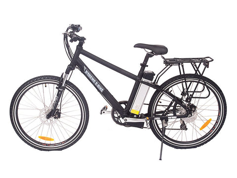 Electric Bike - X-Treme Trail Maker Lithium Powered Electric Mountain Bike