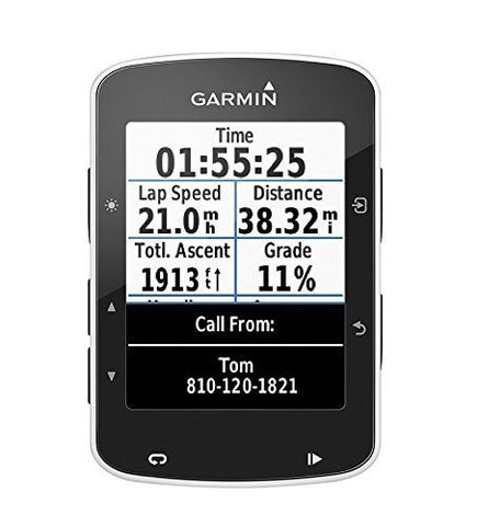 Garmin Edge 520 Bike GPS