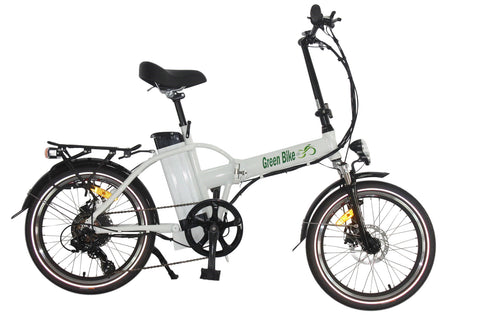 Green Bike USA GB1 Folding Electric Bike