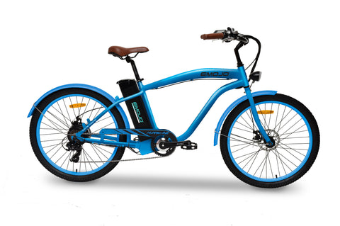 EMOJO Hurricane Cruiser Electric Bike