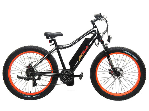 Addmotor MOTAN M-590 1000W Fat Tire Electric Bike