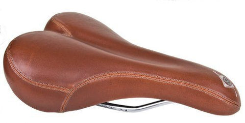 Origin8 Sport Uno-S Saddle, Brown