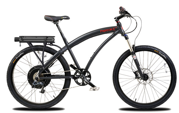 ProdecoTech Phantom X3 Full-Size Electric Bike