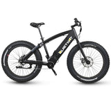 QuietKat FatKat Eco750 Fat Tire Hunting Electric Bike