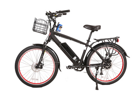 X-Treme 2018 Santa Cruz 48 Volt Electric Beach Cruiser