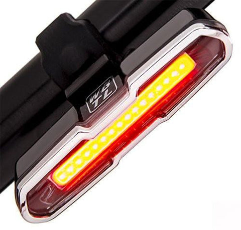 SUPER BRIGHT Bicycle Light WBTL USB Charging Bike Tail Light 130H Helmet Bicycle Front Light Accessories. Easy To Install For Cycling Safety Flashlight Highlight LED Fits On Any Bicycles.