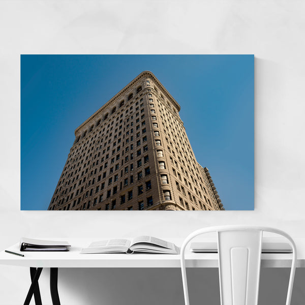 Flatiron Building New York City Art Print