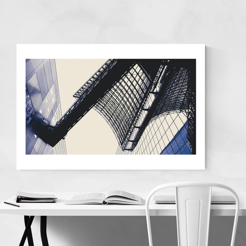 Kyoto Japan Abstract Photography Art Print
