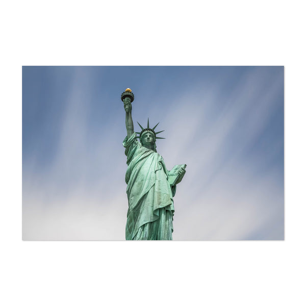 State of Liberty New York City Art Print