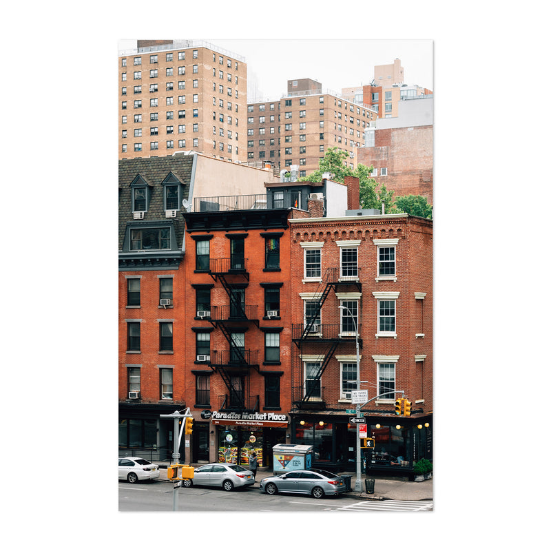 Chelsea Manhattan High Line NYC Art Print