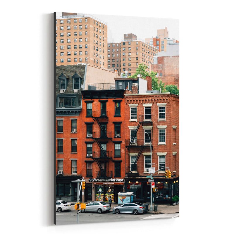 Chelsea Manhattan High Line NYC Canvas Art Print