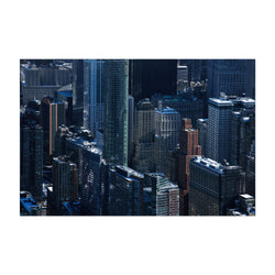 Empire State New York City Skyline Art Print