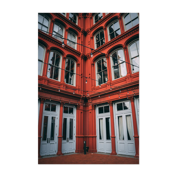 Baltimore Maryland Architecture Photo Art Print