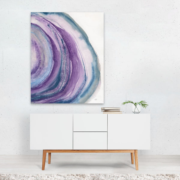 Watercolor Abstract Painting Art Print