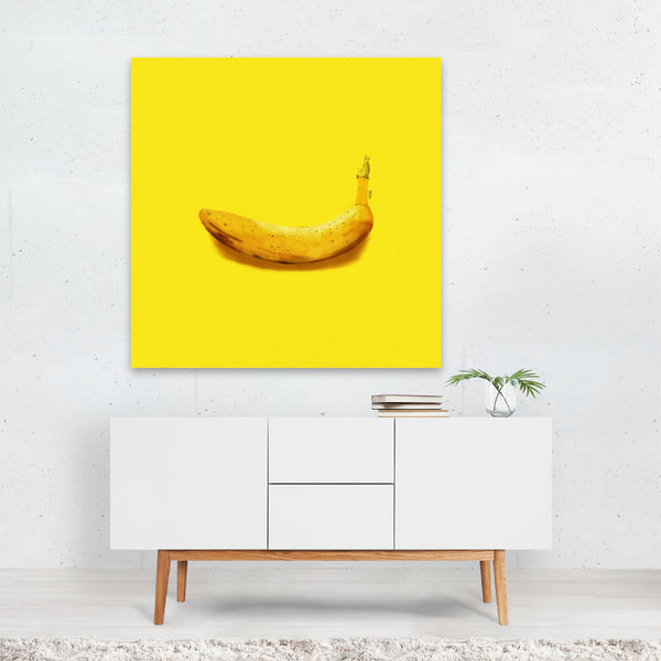 Toronto Ontario Banana Food Food Drink Canvas
