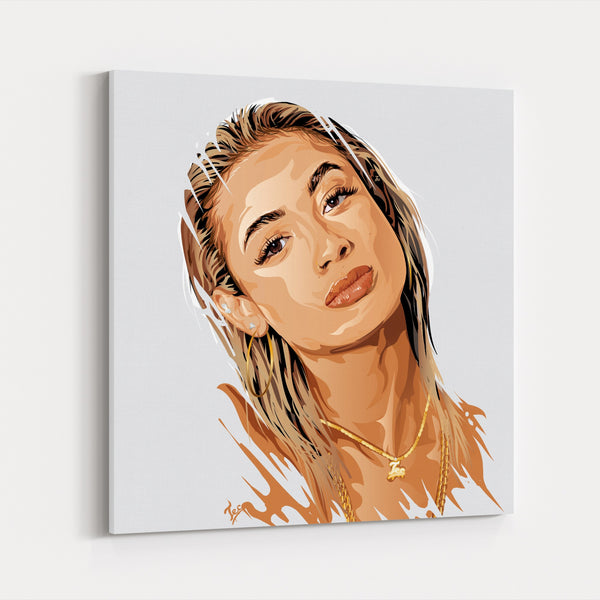 Digital Danileigh Tecnificent Canvas