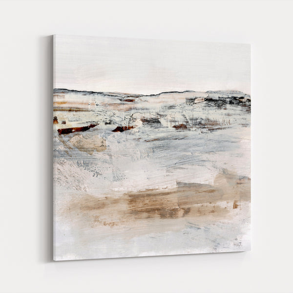 Abstract Landscape Nature Painting Canvas