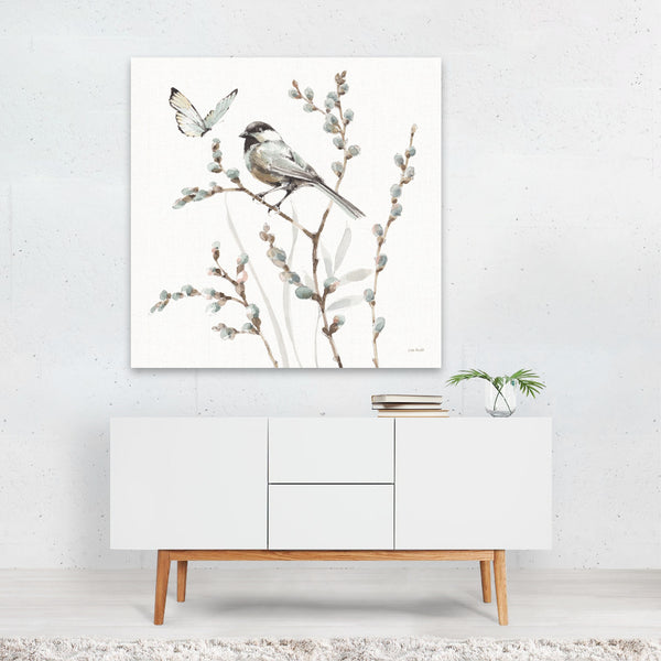 Animals Birds Butterflies Butterfly Canvas