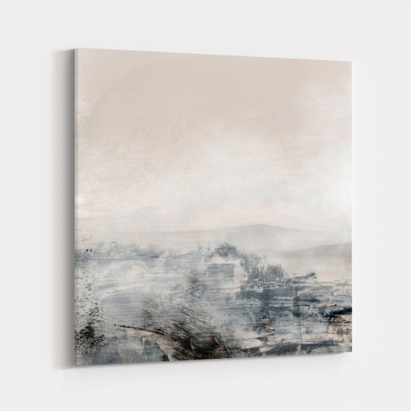 Abstract Landscape Minimal Nature Canvas