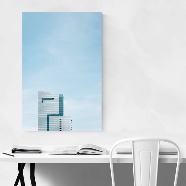 Baltimore Downtown Architecture Art Print