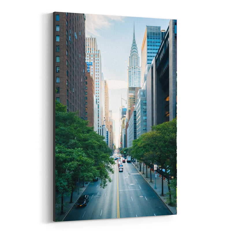 Midtown Manhattan Skyline NYC Canvas Art Print