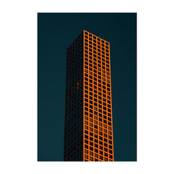 Modern Architecture Midtown NYC Art Print