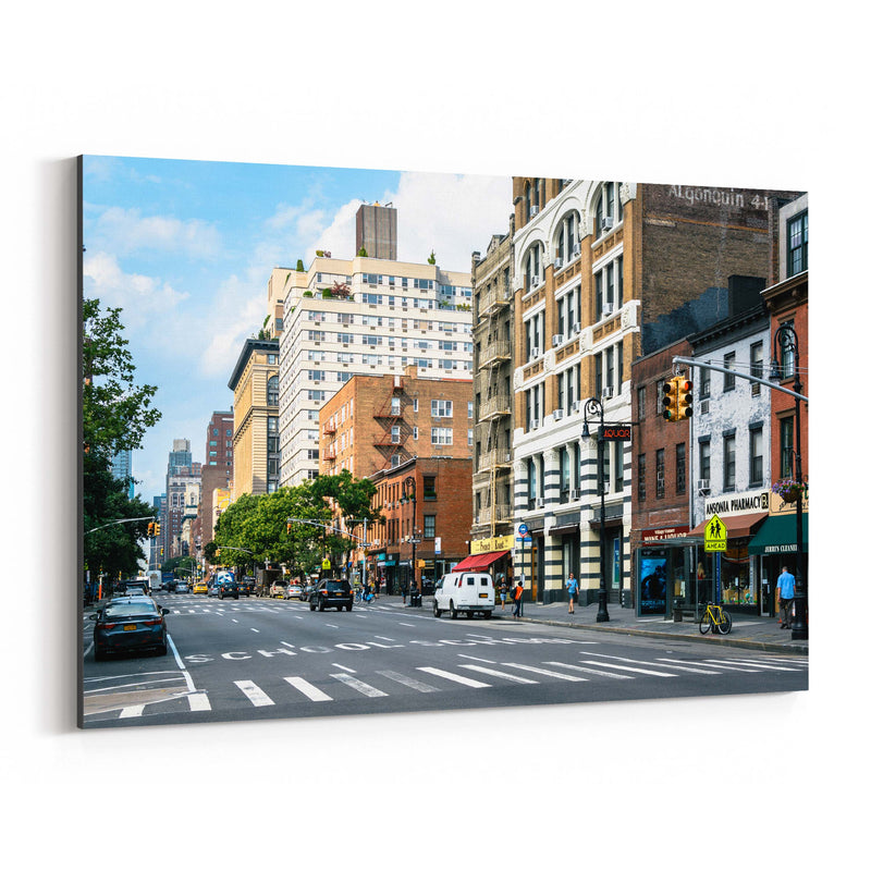West Village New York City NYC Canvas Art Print