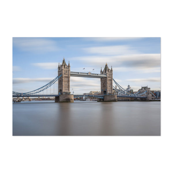 Tower Bridge London England UK Art Print