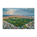 Above Patterson Park