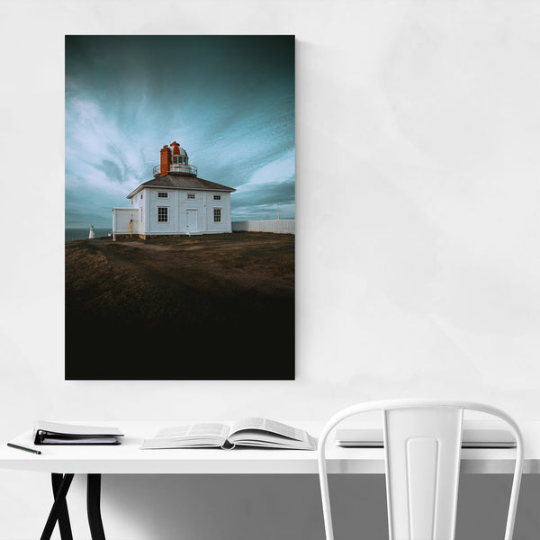 Cape Spear Lighthouse St. Johns Art Print