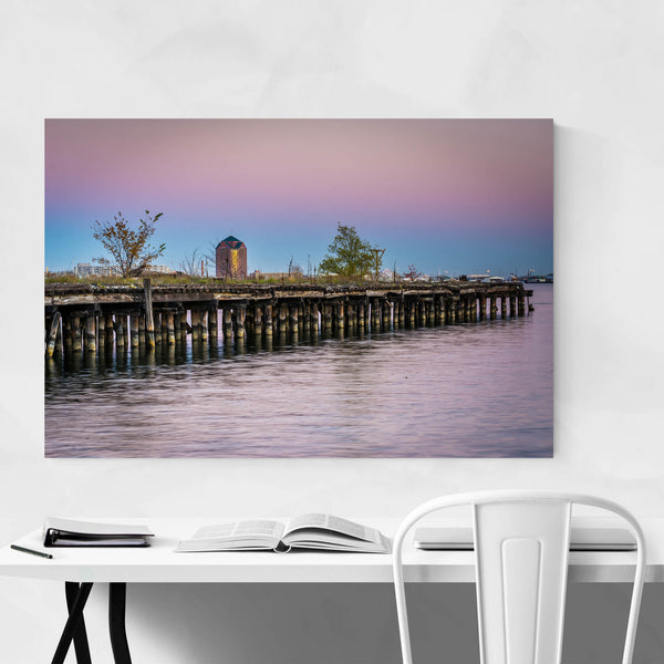 Fells Point Baltimore Maryland Art Print
