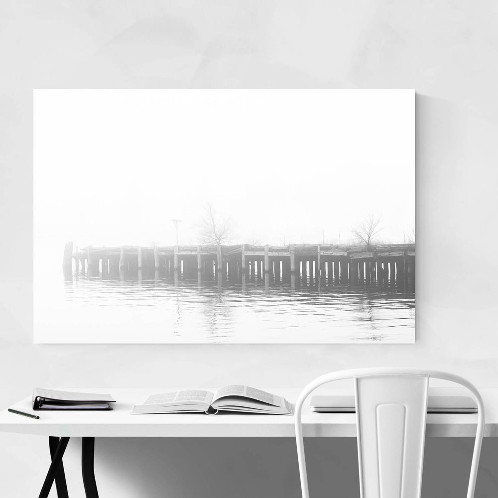 Fells Point Baltimore Pier Art Print