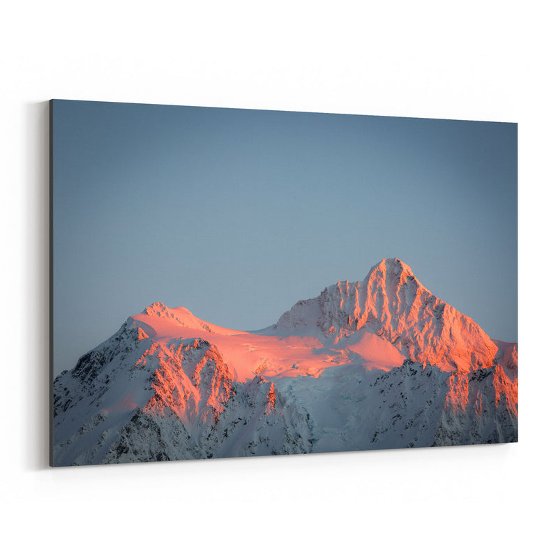 Mt. Shuksan Washington Nature Canvas Art Print