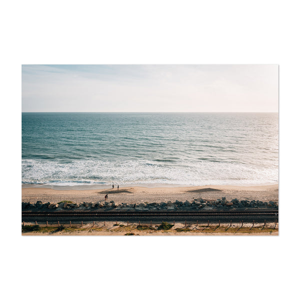 San Clemente Coastal California Art Print