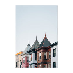 Adams Morgan Washington DC Art Print