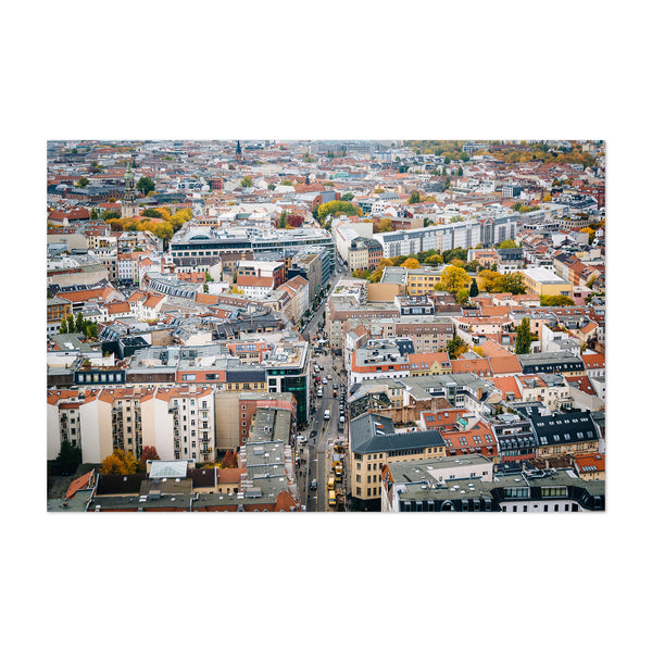 Berlin Germany Europe Cityscape Art Print