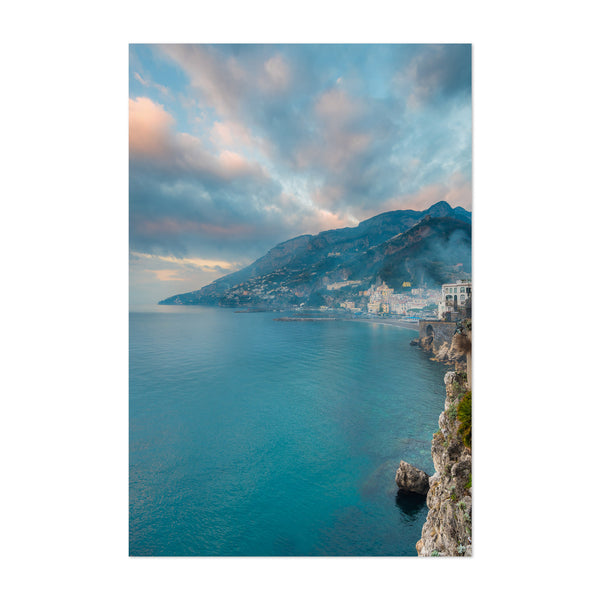 Amalfi Coast Italy Photography Art Print