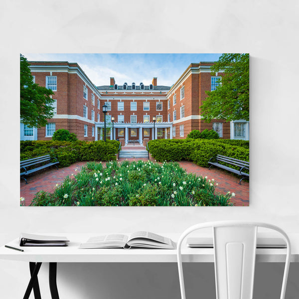 Johns Hopkins University Art Print