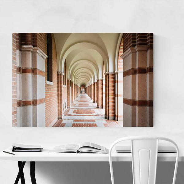 Rice University Houston Texas Art Print