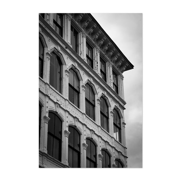 Salem Architectural Details Art Print