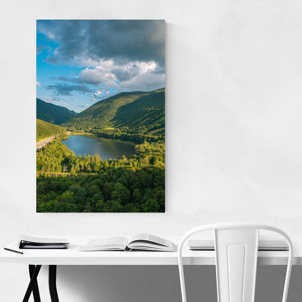 White Mountains New Hampshire Art Print
