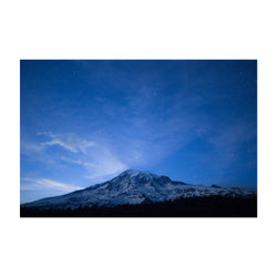 Mount Rainier Washington Nature Art Print